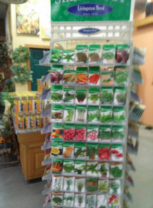 Seeds and Supplies 7